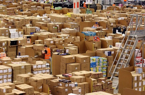 Like the AP Warehouse of portfolios - but really an Amazon shipping warehouse... https://blackbeltstory.files.wordpress.com/2013/06/inside-amazon-warehouse5.jpg?w=567&h=376