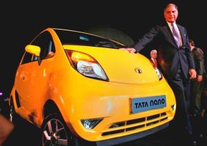 Ratan Tata et Nano